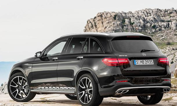 mercedes amg 43 glc 4matic 2016 preis bild 8. Black Bedroom Furniture Sets. Home Design Ideas