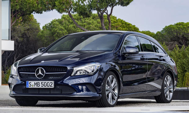 mercedes cla facelift 2016 preis und marktstart bild 10. Black Bedroom Furniture Sets. Home Design Ideas