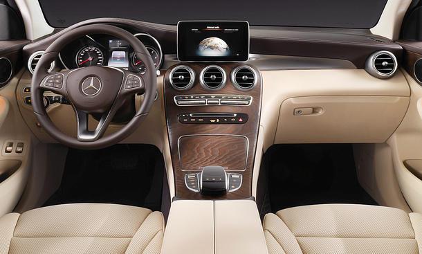 Mercedes GLC Coupé (2016)