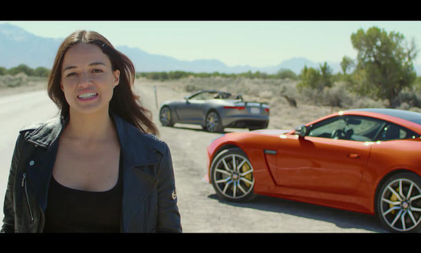 Letty dübelt Jaguar F-Type SVR auf 320