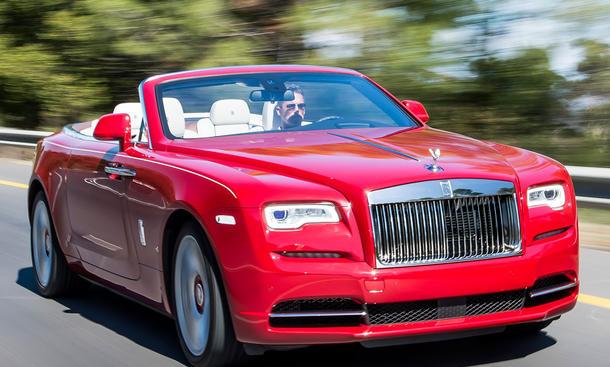 Neuer Rolls-Royce Dawn