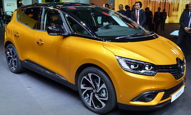Renault Scénic (2016)