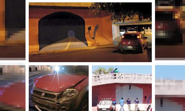 Road Runner Tunnel Brasilien