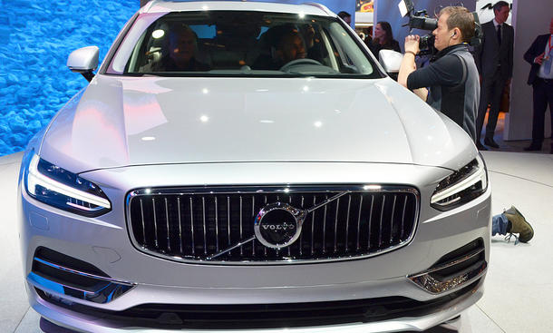 Volvo V90 (2016)