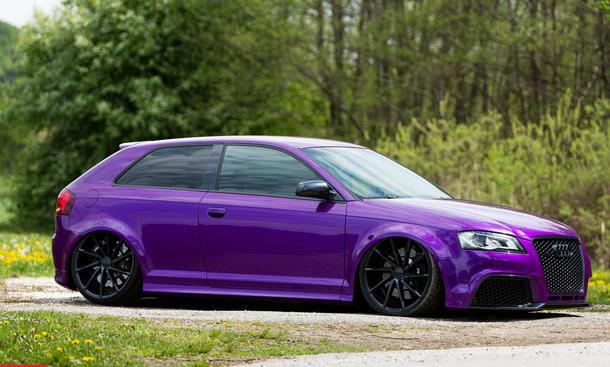 Ex-Audi-A3 ist jetzt ein RS 3