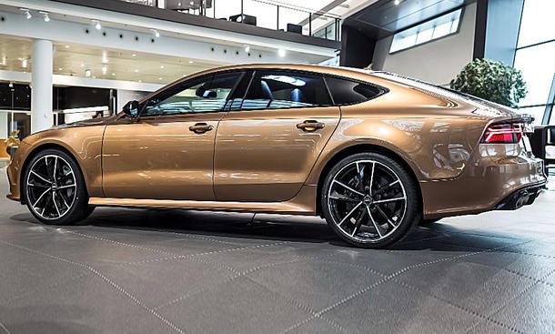Audi Rs 7 Sportback Sonderlackierung Bild 6