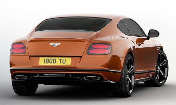 Bentley Continental GT Speed 2016: Vorstellung  Bild 2