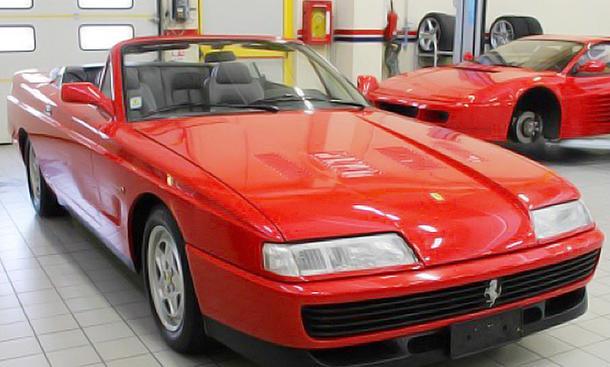 Ferrari 412 Pavesi Ventorosso