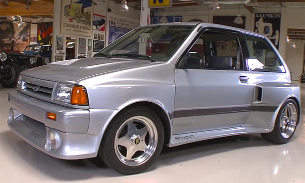 Legendärer Ford-Torpedo