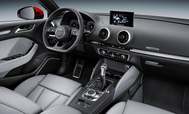 Audi A3 (Facelift 2016)