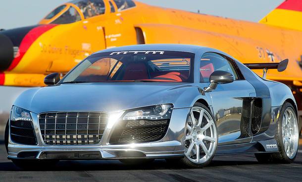 Audi R8 V10 Biturbo von MTM