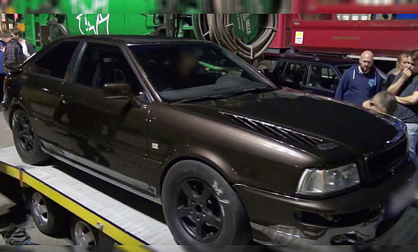 Audi S2 mit 800 PS