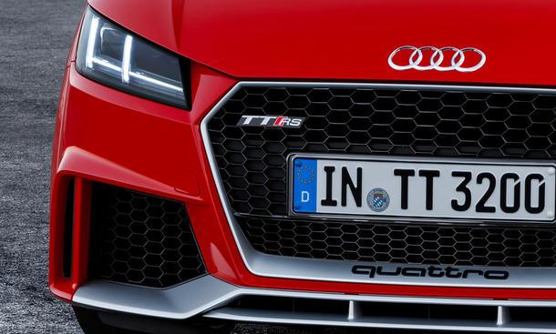 Audi TT RS (2016)