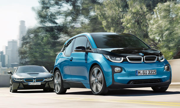 BMW i3 Facelift (2016)