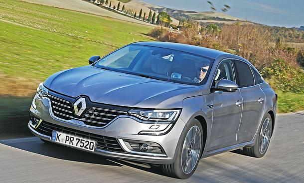 Renault Talisman (2016): Erster Test