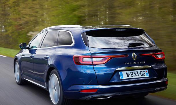Renault Talisman Grandtour (2016)
