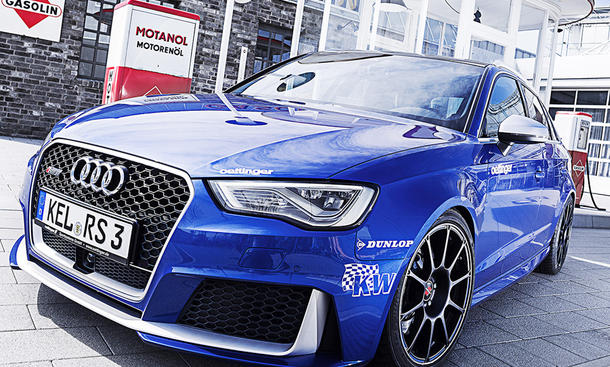 Audi RS 3: Tuning von Oettinger