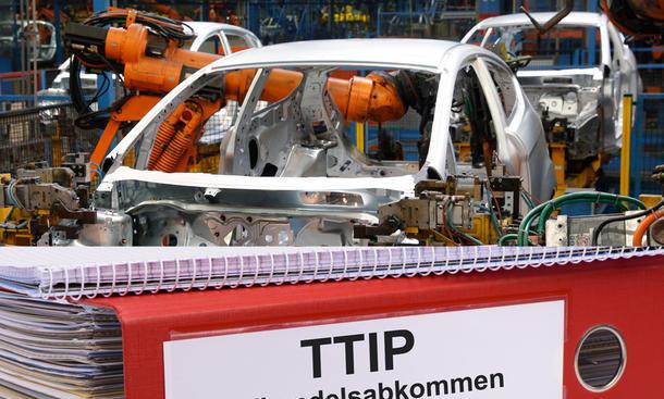 TTIP: Erleichterung für Autoexport auf der Kippe