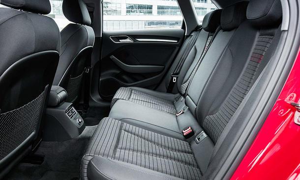 Audi A3 Sportback Facelift (2016)