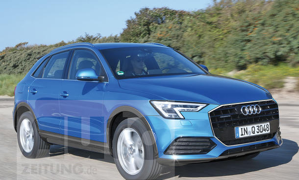audi q 3 2018. unique 2018 audi q3 2 generation  autozeitungde throughout q 3 2018 c