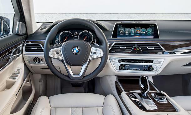 BMW 750d Quadturbo Diesel Preis Und Marktstart
