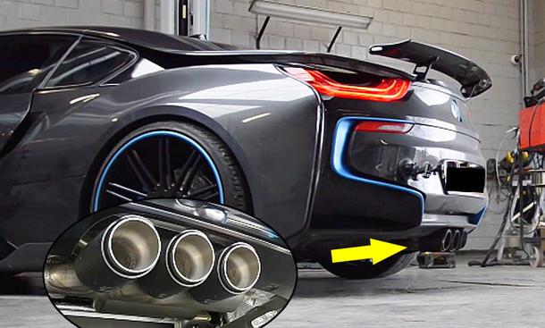 BMW i8 von Heinz Performance