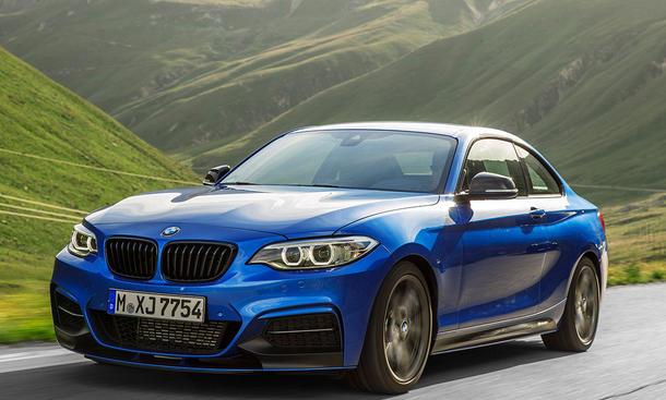 BMW M240i Coupé (2016)