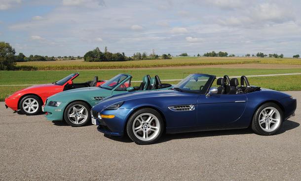 BMW Z1 Z3 Z8 Classic Cars