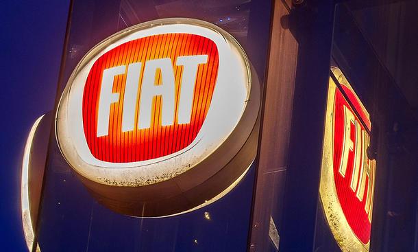 Fiat unter Druck