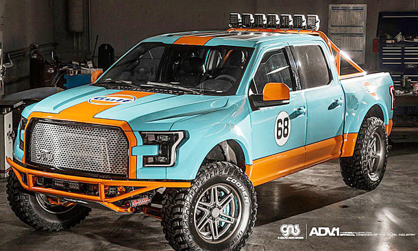 Ford F 150 2016 Tuning Von Galpin Auto Sports