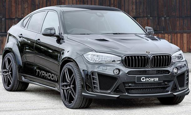 BMW X6 M von G-Power