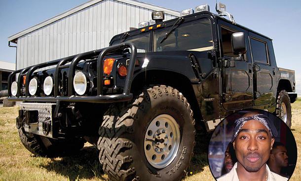Hummer H1 von Tupac