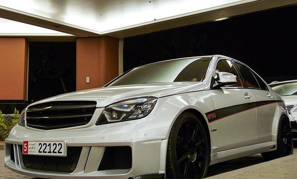 Mercedes-Benz C-Klasse von GAD