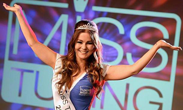 Das ist Miss Tuning 2016