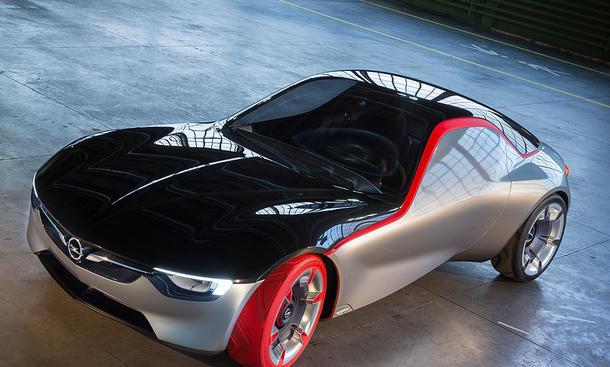 Kommt der neue Opel GT Concept?