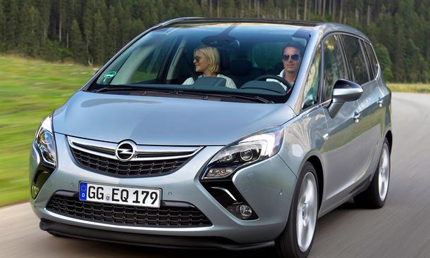 Opel Zafira Diesel: Opel gibt Unterlassungserklärung ab