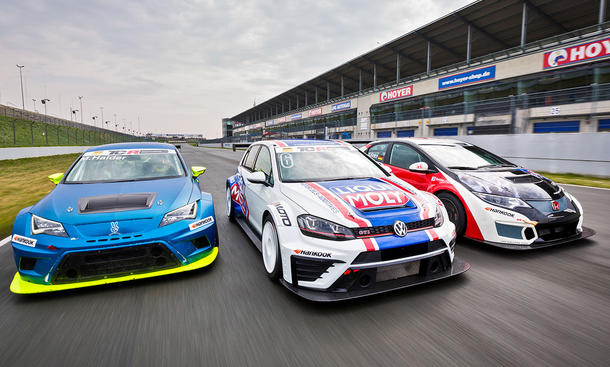 Seat Leon/VW Golf GTI/Honda Civic TCR: Tracktest