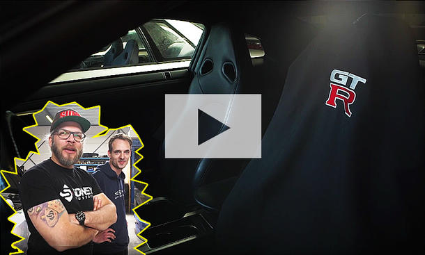 Nissan Skyline R32 GTR V-Spec: Sidney Hoffmann