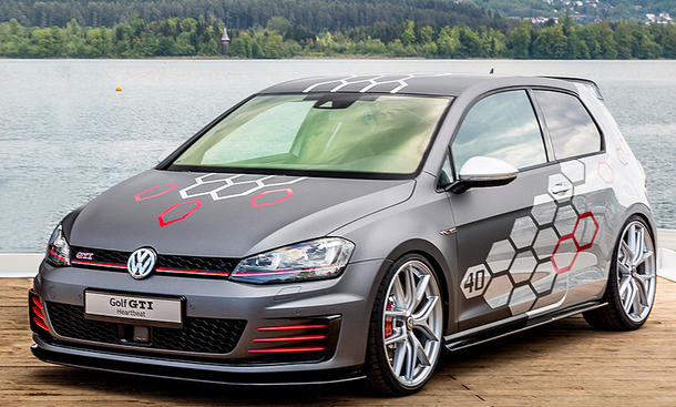 VW Golf GTI Heartbeat (2016)