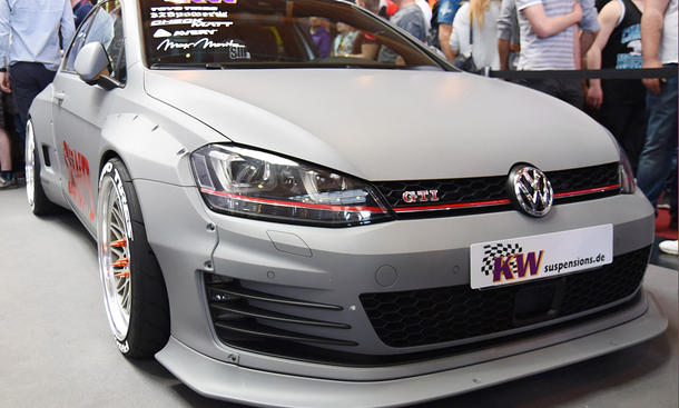 vw golf 7 gti sidney industries update. Black Bedroom Furniture Sets. Home Design Ideas