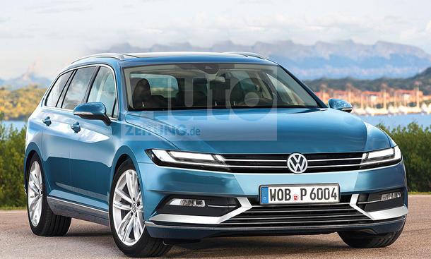 VW Passat Variant (2021): Erste Informationen - autozeitung.de
