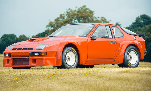 Porsche 924 Carrera GTR: Auktion