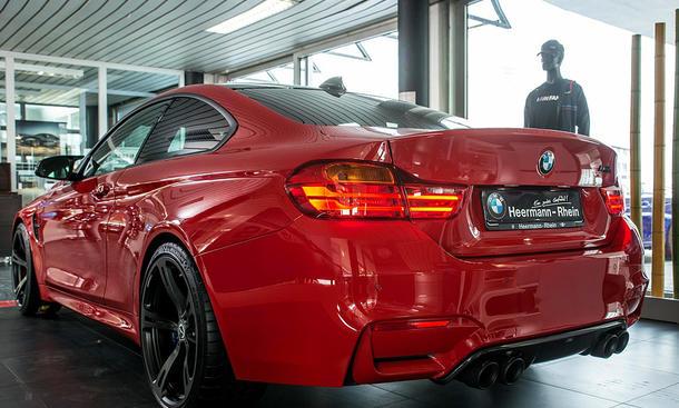 BMW M4 Coupé ACS4 Sport