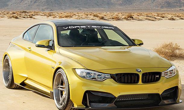 BMW M4 von Vorsteiner