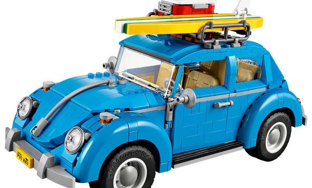 60er VW Käfer von Lego
