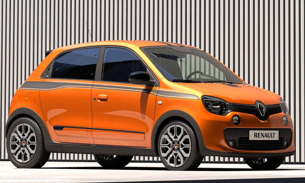 renault twingo gt 2016 autosalon paris 2016 bild 4. Black Bedroom Furniture Sets. Home Design Ideas