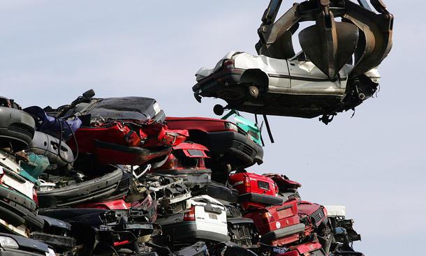 Tausenden VW droht Verschrottung