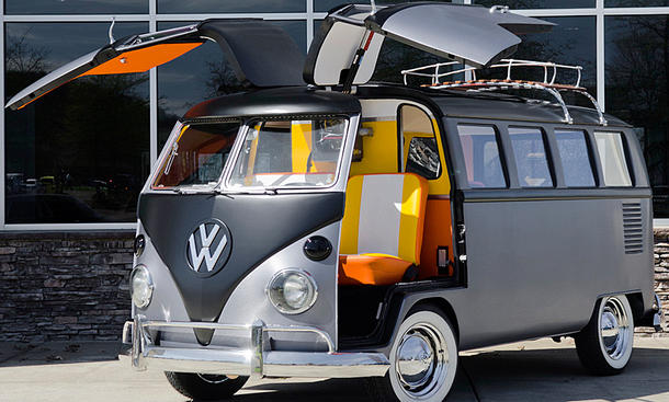 VW T1 von BLVD Customs