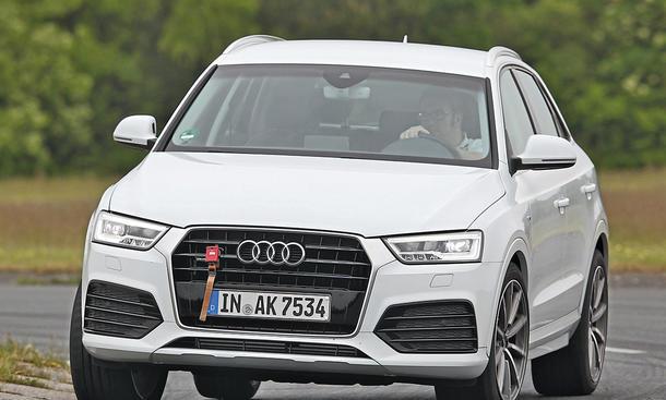Audi Q3 2.0 TFSI quattro (2016)