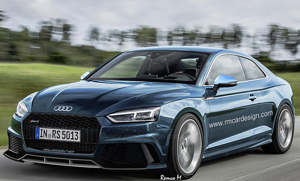 Audi RS 5 (2017): Neue Informationen - autozeitung.de